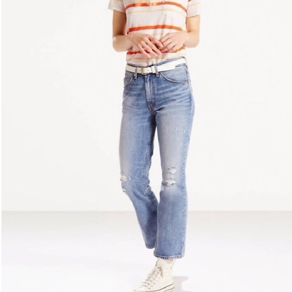 cc00afbd Levi's Jeans | Levis 517 Bootcut Cropped Sz 24 | Poshmark
